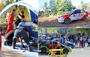 Course automobile - Rallye Defi Sainte-Agathe