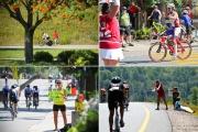 Course - Triathlon Ironman Mont-Tremblant